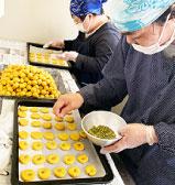 就労支援・菓子製造販売2